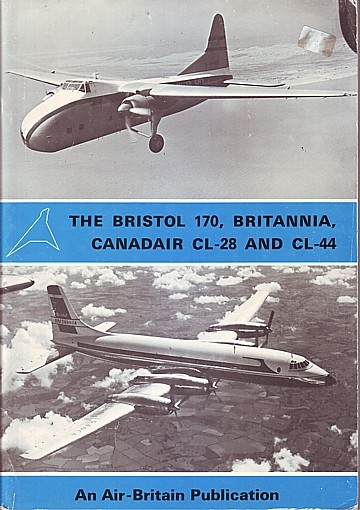 Bristol 170, Britannia and Canadian developments