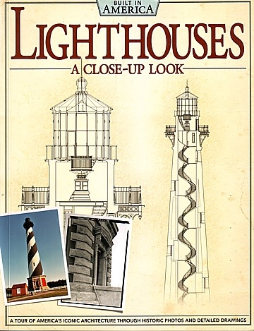 Lighthouses. A close-up look