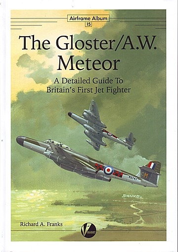 Gloster /A.W. Metor