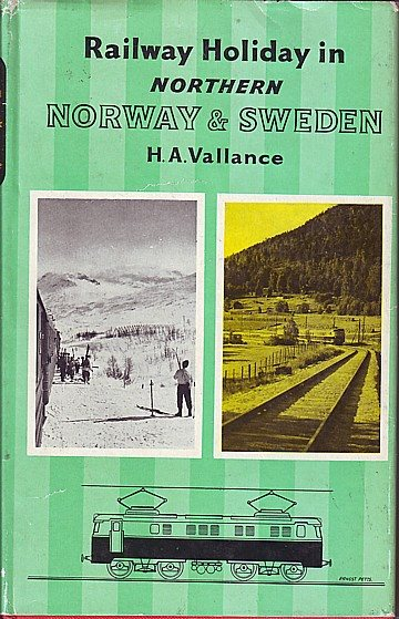 Railway Holiday in Northern Norway & Sweden