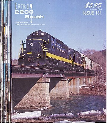 Extra 2200 South 2002-07 (8 issues)
