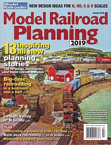Model Railroad Planning 2019