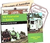 Rail Preservation in Australia (4 publications)