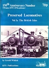 Preserved Locomotives. Vol 1a. The British Isles
