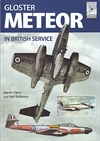 Gloster Meteor in British Service