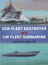 USN Fleet Destroyer vs IJN Fleet Submarie