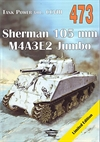 Sherman 105mm M4A3E2 Jumbo