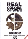 Real Colours of WWII – Armor 2 ed.